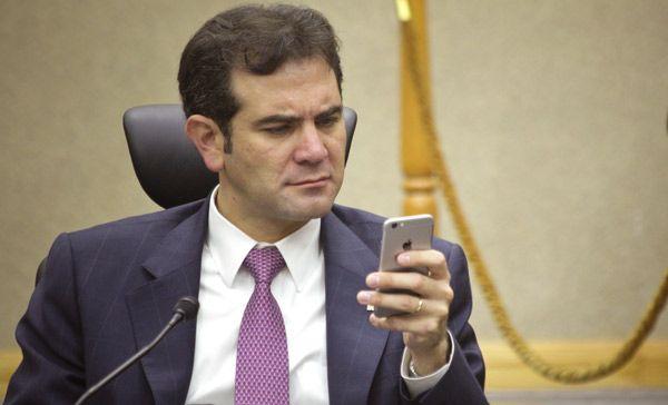 INE se prepara para evitar ciberataques rusos en 2018: Lorenzo Córdova