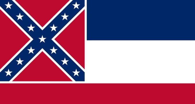 bandera-Mississippi