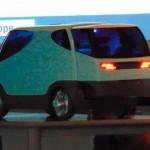 Crean IPN vehículo que se transforma en oficina y dormitorio