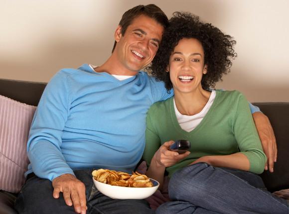 ¿Las parejas más felices ganan peso?