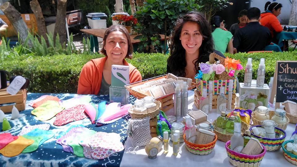 Mercado Alternativo de Tlalpan: comer sano y accesible