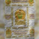 Imprimen mensajes homofóbicos en papel para envolver tortillas