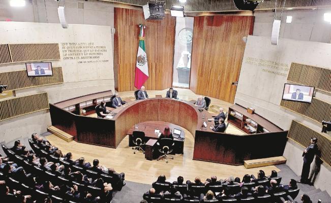 Sueldos del Tribunal Electoral costarán más de 47 mdp al erario