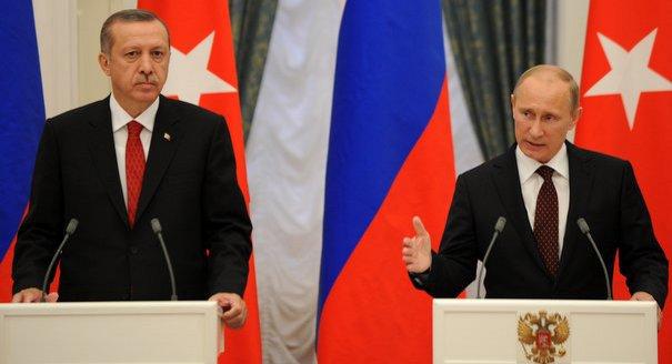 Presidente de Turquía afirma que renunciará a su cargo si las acusaciones de Putin son ciertas