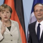 Alemania apoyará a Francia con 650 Soldados: Angela Merkel
