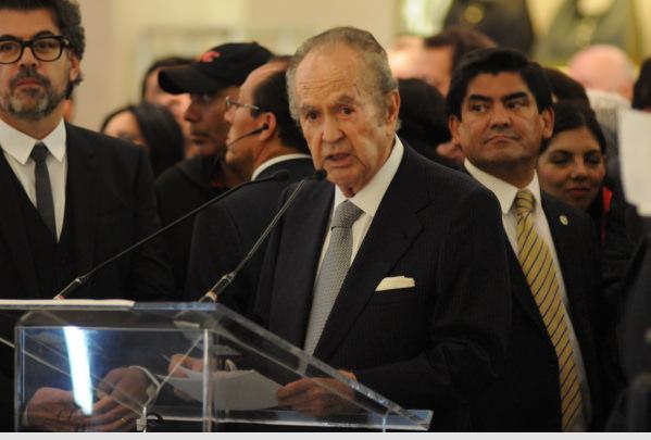 Honrar a Belisario Domínguez: John Ackerman