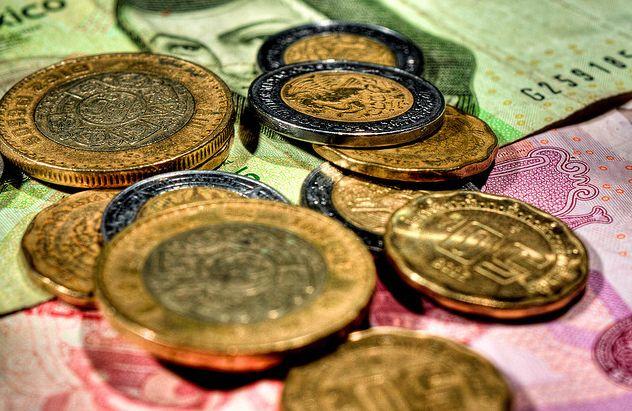 Dinero mexicano salario mínimo salarios
