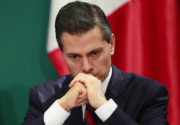 Peña Nieto  olvida realizar desfile por la Revolución Mexicana