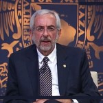 """Luis Graue: """"Velaré por la autonomía y libertad"""" de la UNAM"""