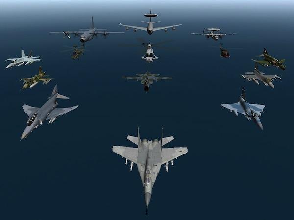 Estados Unidos manda bombarderos a la frontera de Corea del Norte