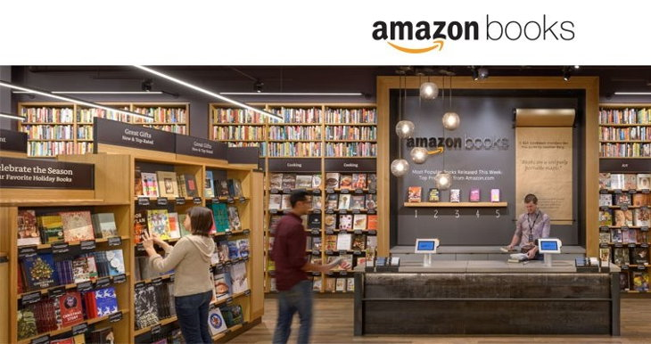 Abre Amazon una tienda física en Seattle