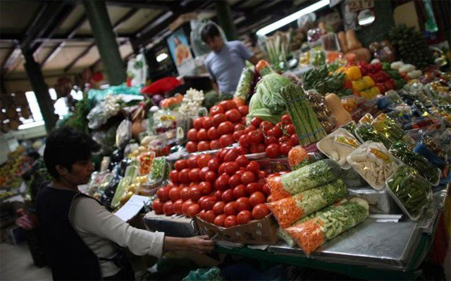 Aumentan precios al consumidor, OCDE anuncia menor crecimiento para México