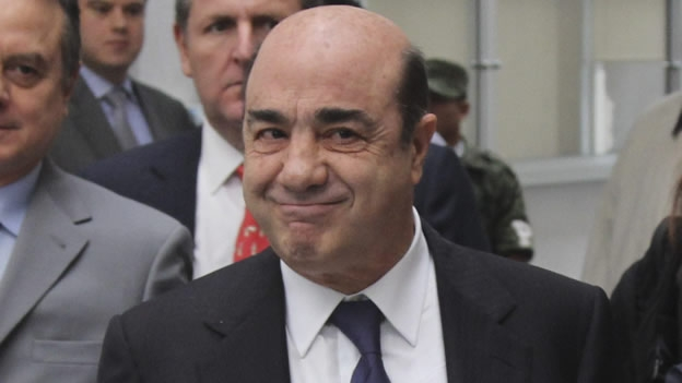 Murillo Karam ¿sustituiría a Ochoa Reza al frente del PRI?