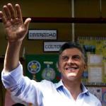 Argentina: Encuestas dan como ganador a Mauricio Macri para la presidencia