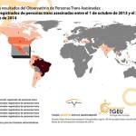 México, segundo país con más asesinatos contra la población transgénero