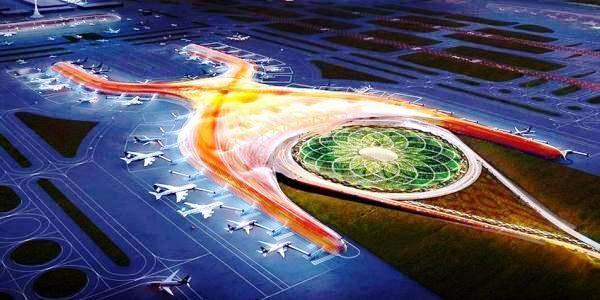 Evitar corrupción en obras del nuevo aeropuerto pide la OCDE a Peña Nieto
