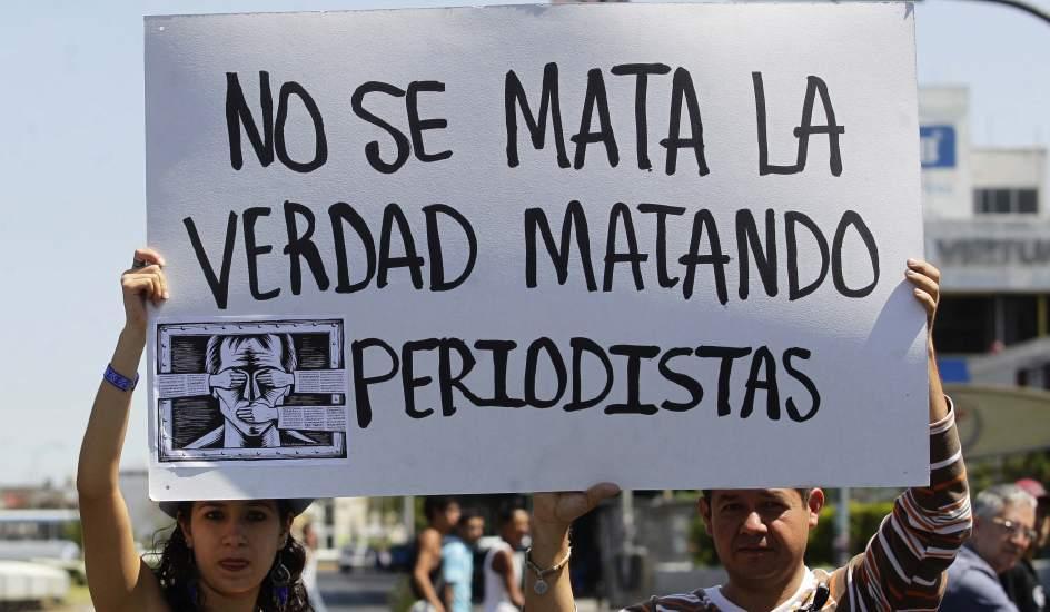 México, segundo país más peligroso para los periodistas: RSF