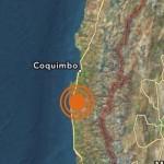 Dos fuertes sismos de 6,8 y 5,8 sacuden a Chile