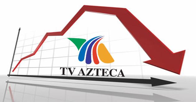Tiene Tv Azteca la peor pérdida registrada en México