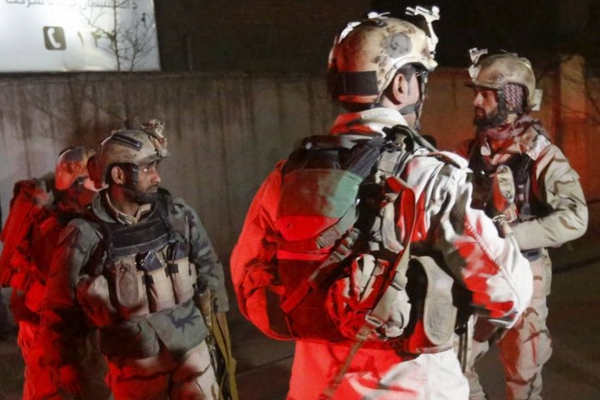 Hombres armados del Talibán atacan embajada de España en Kabul