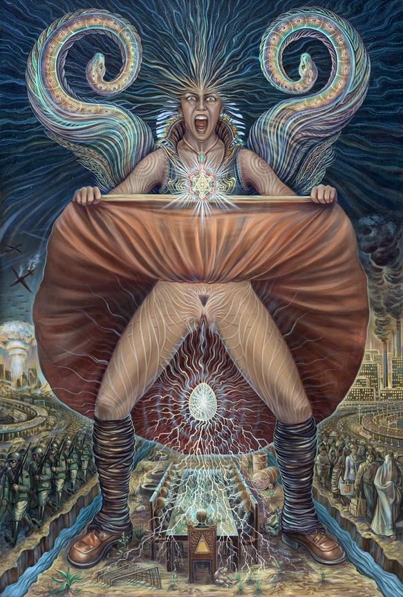 El Regreso de Ana Suromai o dónde mostrar la vagina para alejar al mal