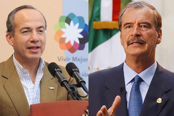 Fox y Calderón dieron contratos millonarios sin licitar a Grupo Tradeco