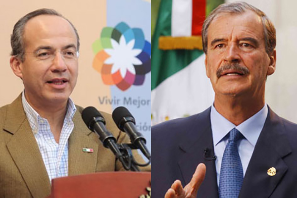 'Error histórico la guerra contra el narco que inició Calderón': Vicente Fox