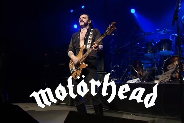 Murió Ian Lemmy Kilmister vocalista de Motörhead