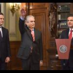 Rafael Tovar protesta como nuevo secretario de Cultura
