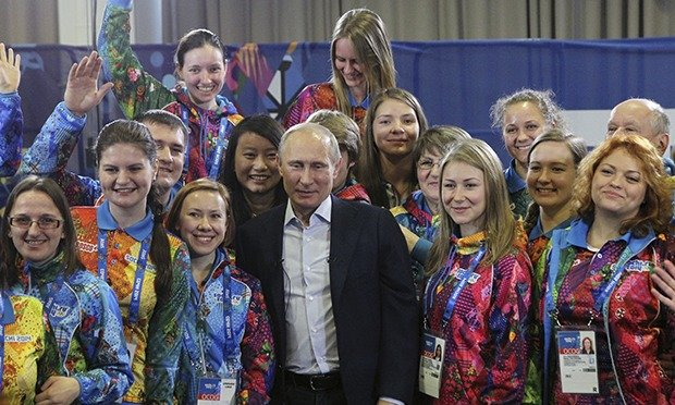 Casi el 60% de rusos aprueba la reelección de Putin para 2018
