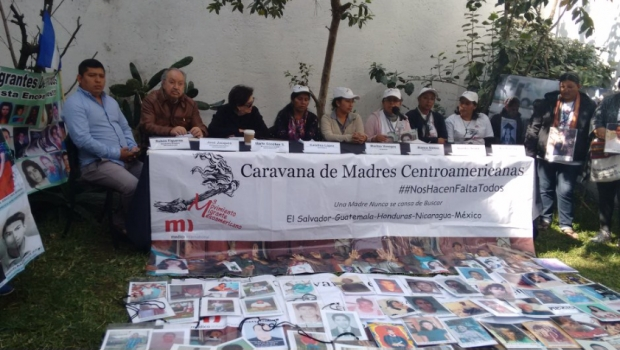 Exigen madres de migrantes desaparecidos abrir cárceles y centros migratorios