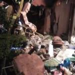 Explosión en Coyoacán deja cuatro heridos
