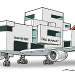 Llega el lujoso avión de Peña Nieto, costará 8 mil millones de pesos