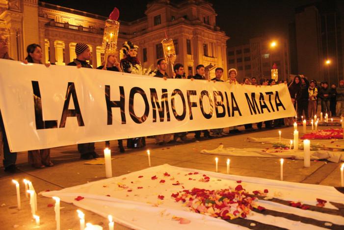 Homofobia en la política mexicana