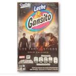 ¿Qué contiene la Leche Gansito?