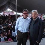 No seré adversario de AMLO: Monreal; acusa a Polevnsky de la crisis en Morena