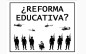 Trascender la reforma 'educativa'