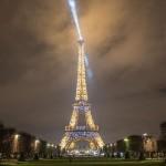 Torre Eiffel cierra por huelga de sus trabajadores