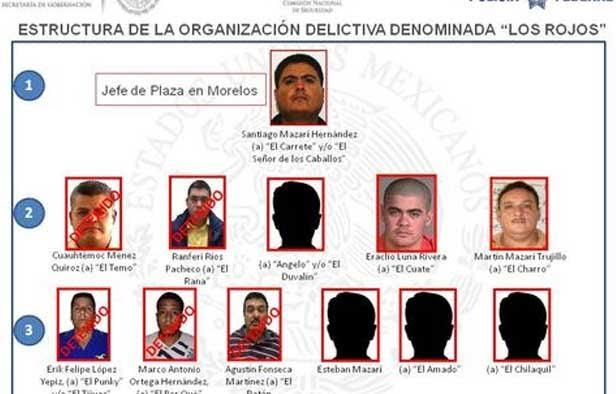 Narco planeaba 'leer cartilla' a Alcaldes de Morelos y Guerrero