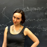 Chica genio comparada con Einstein es de origen latino
