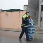 Héroe de Saltillo salva a anciana de un incendio