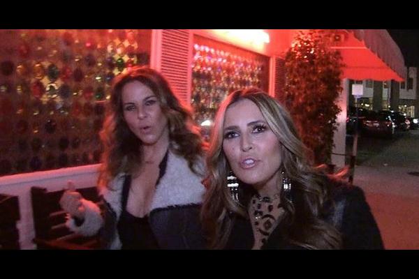 Kate del Catillo aparece en Los Angeles, fue llamada a declarar mañana