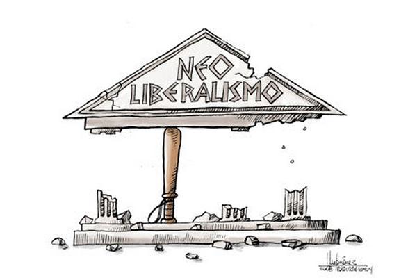 La crisis de la democracia en el neoliberalismo