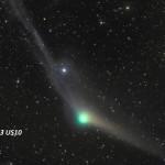 Cometa Catalina se aproxima a la tierra y será visible el 17 de enero