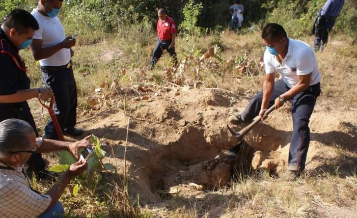 Van más de mil fosas clandestinas halladas en el país: informe