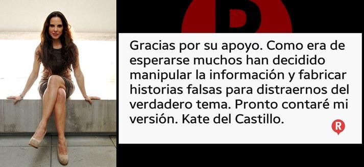 US Kate Del Castillo