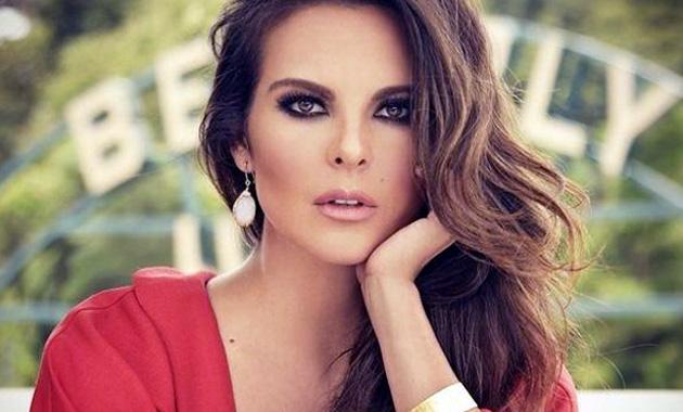 Kate del Castillo responde a Carmen Salinas sobre 'catalogo de actrices' en Televisa