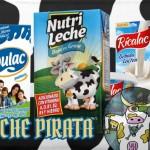 Leche que no es leche, conoce las marcas piratas