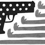 Un campo de tiro llamado Estados Unidos