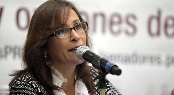 Cadena es 'mentirosa', que diga con quién se reunió para delinquir: Rocío Nahle